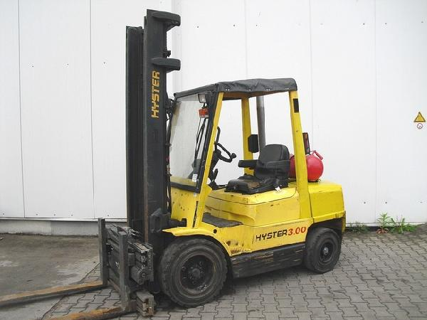 Hyster 1150 photo - 2