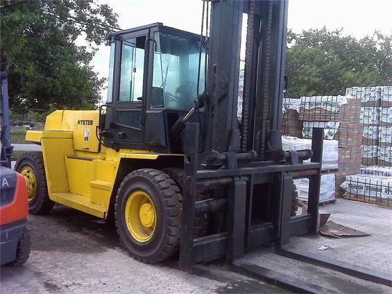 Hyster 120 photo - 1