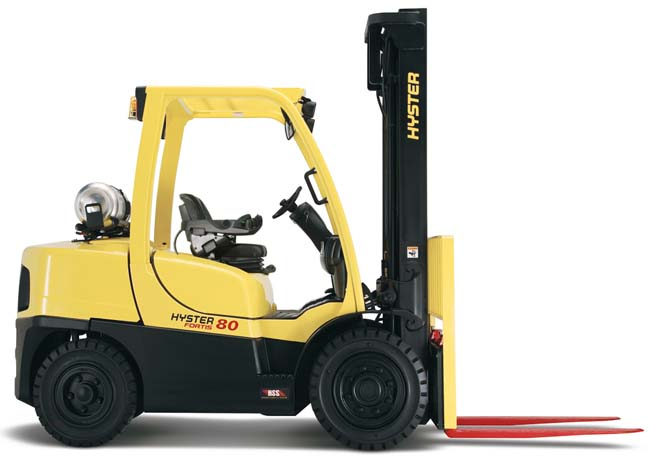 Hyster 120 photo - 4