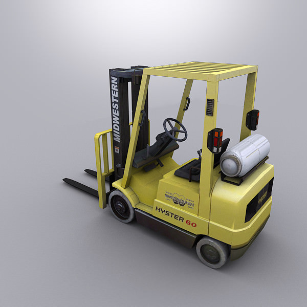 Hyster 60 photo - 2
