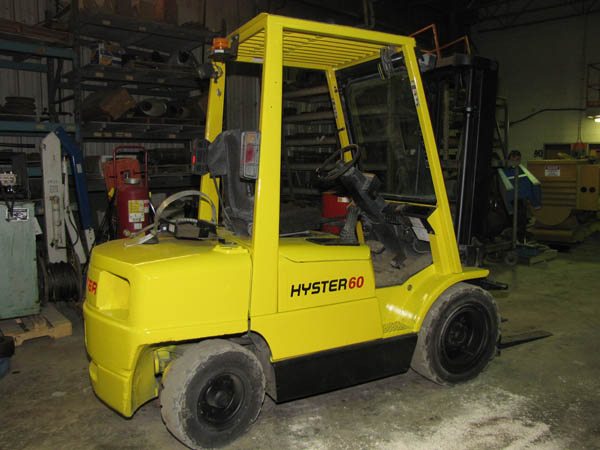 Hyster 60 photo - 4
