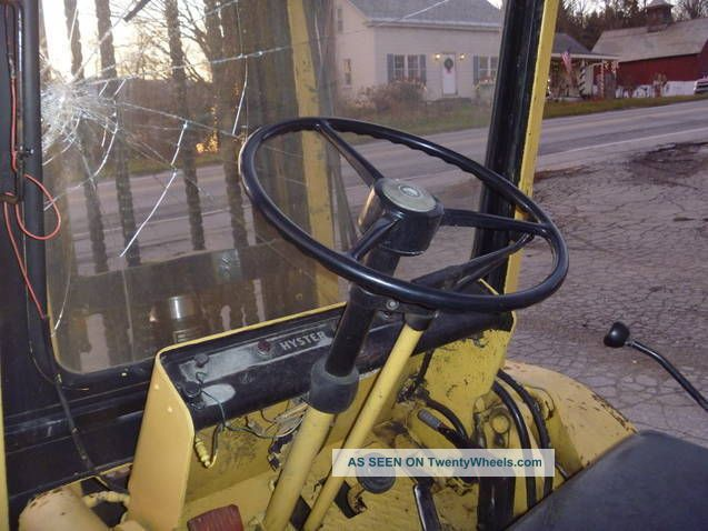Hyster 90 photo - 4