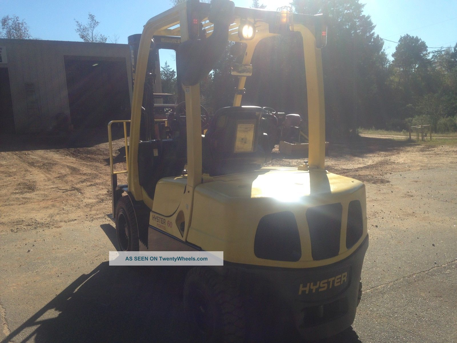 Hyster fortis photo - 1