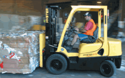 Hyster fortis photo - 2