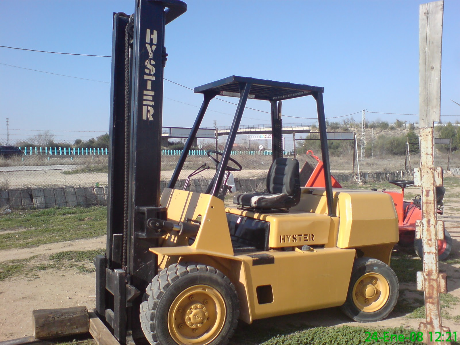 Hyster s photo - 1