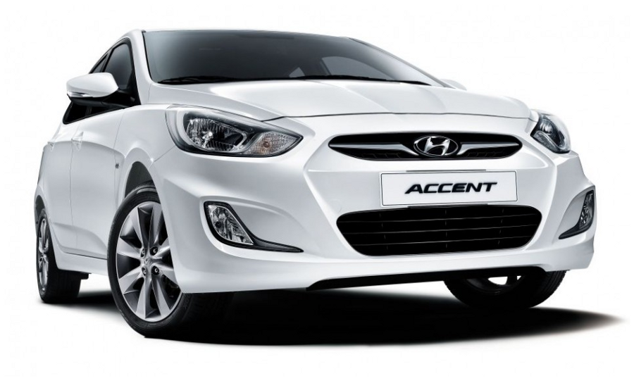 Hyundai accent photo - 2