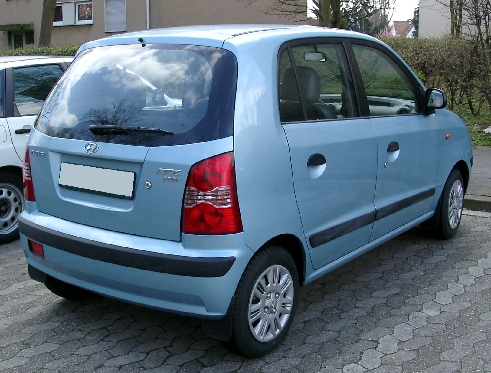 Hyundai atos photo - 1