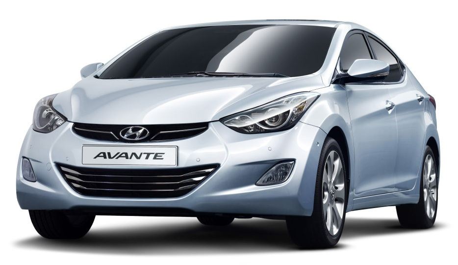 Hyundai avante photo - 3