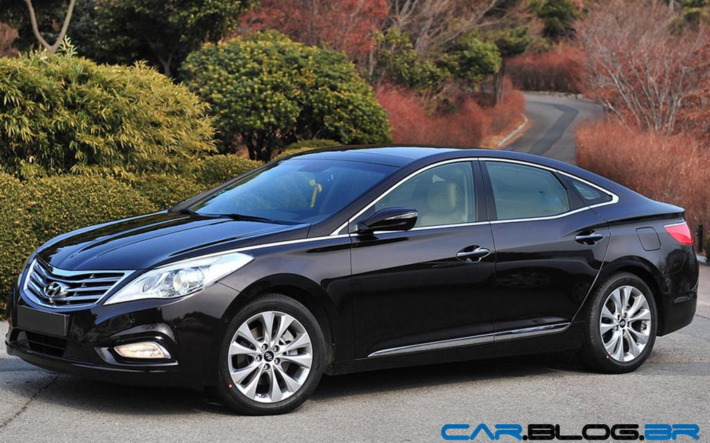 Hyundai azera photo - 1