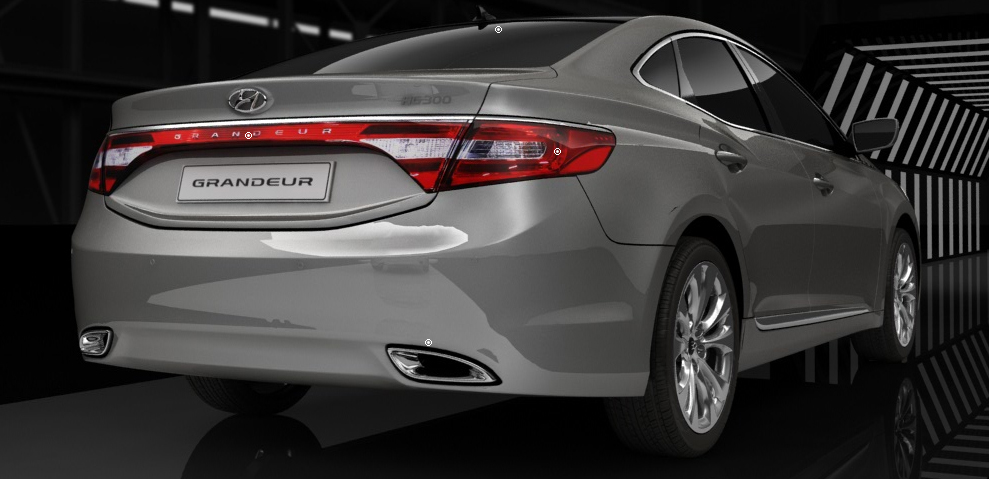 Hyundai azera photo - 4
