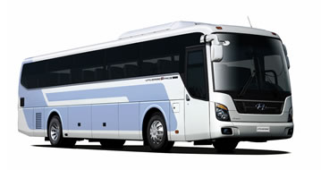 Hyundai bus photo - 3