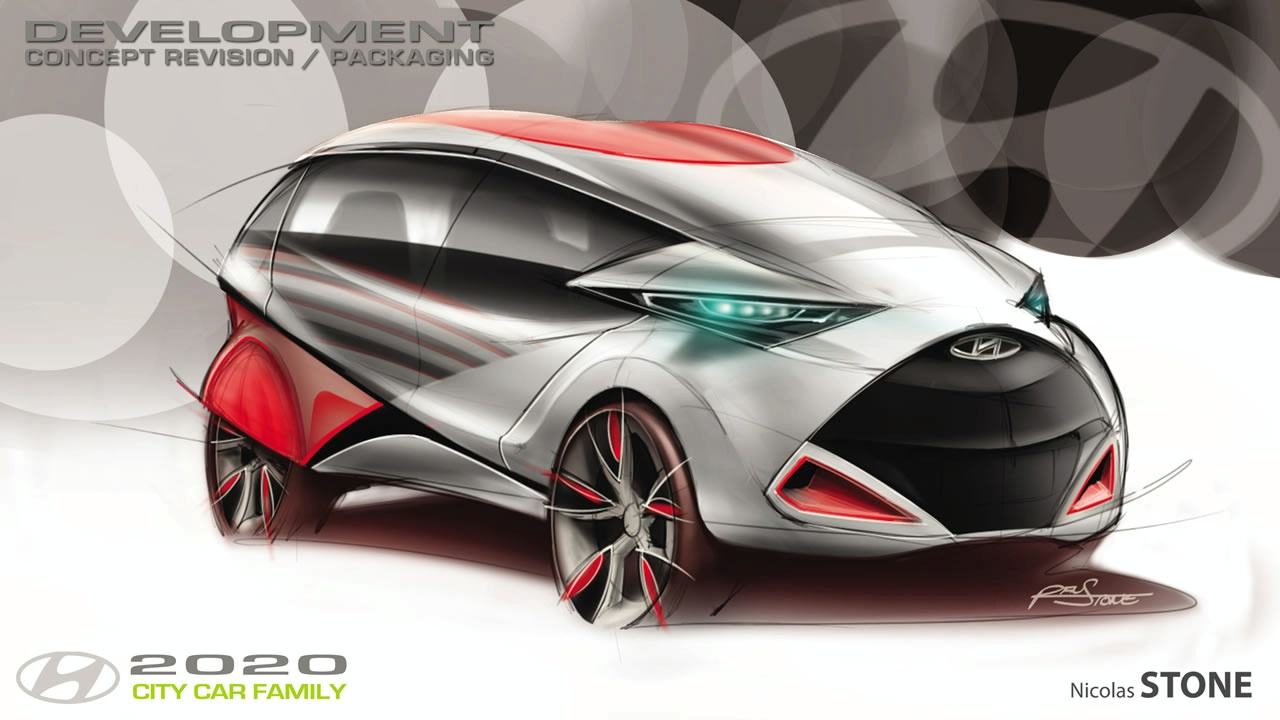 Hyundai concept photo - 3