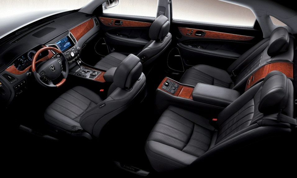 Hyundai equus photo - 1