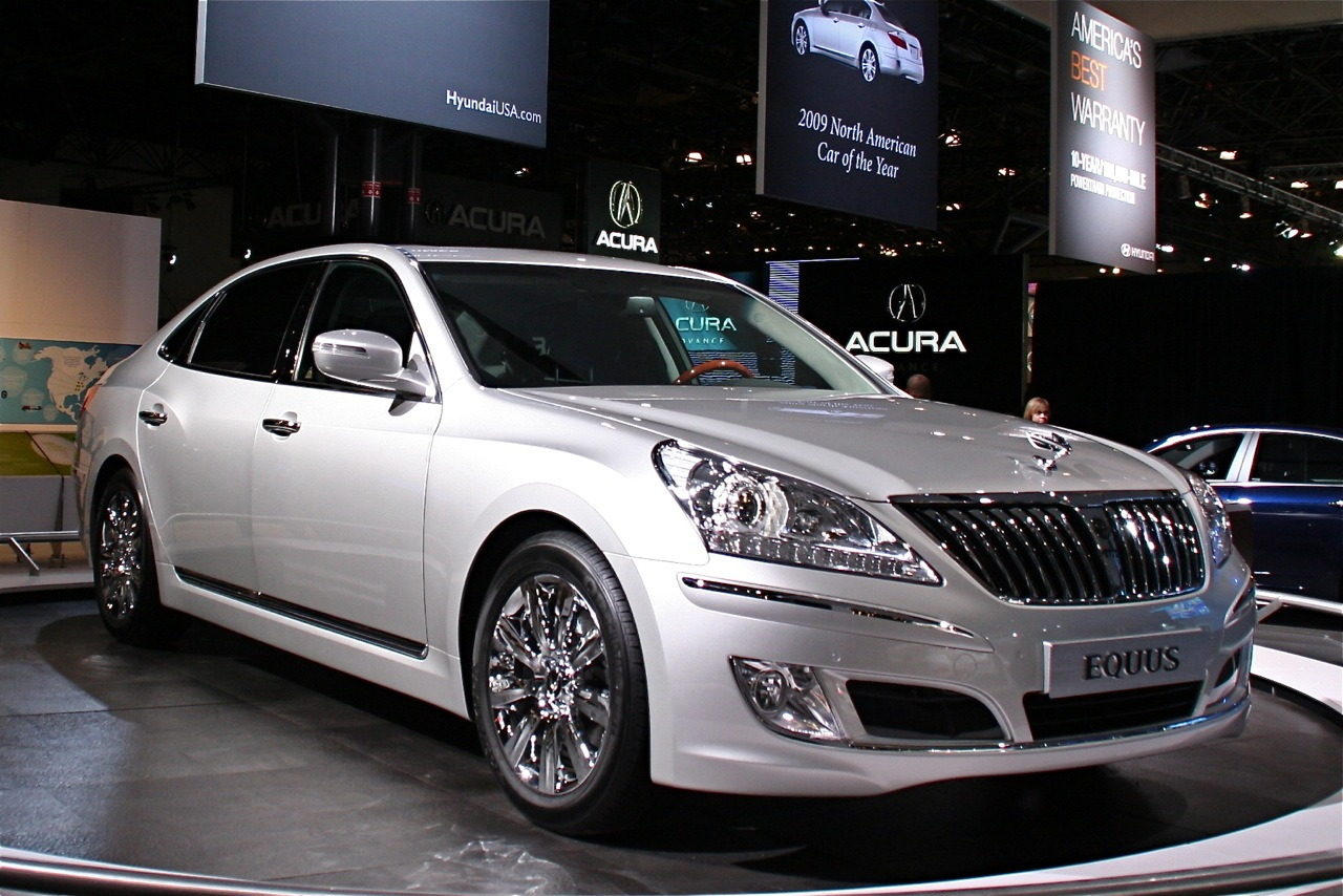 Hyundai equus photo - 4