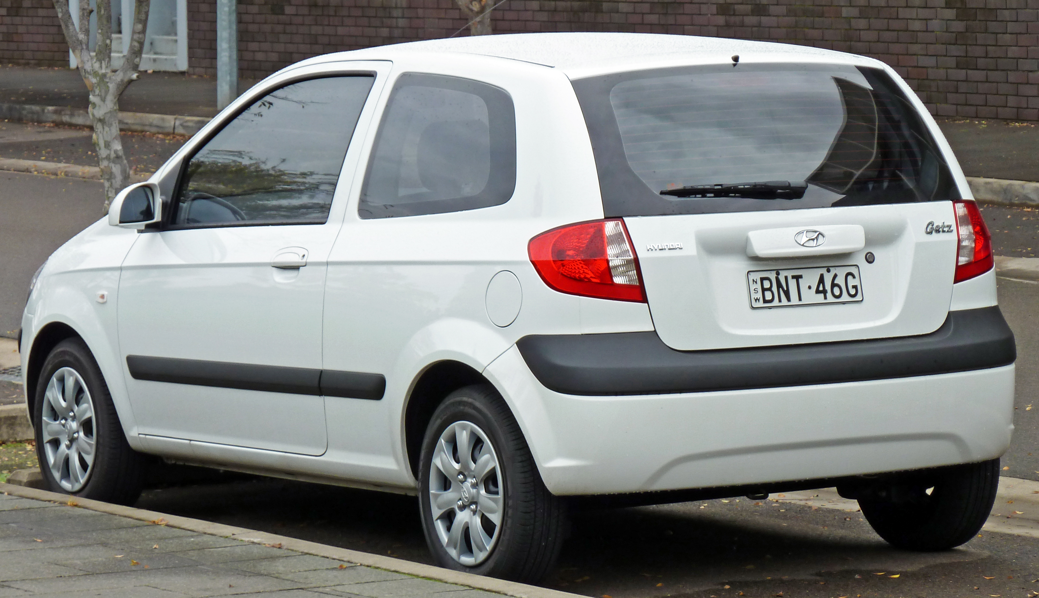 Hyundai getz photo - 1