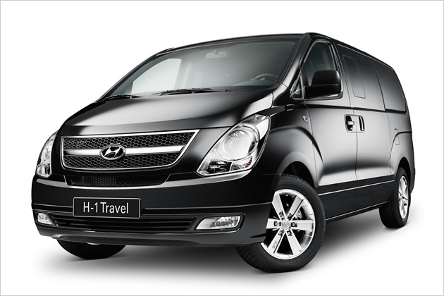 Hyundai h-1 photo - 3