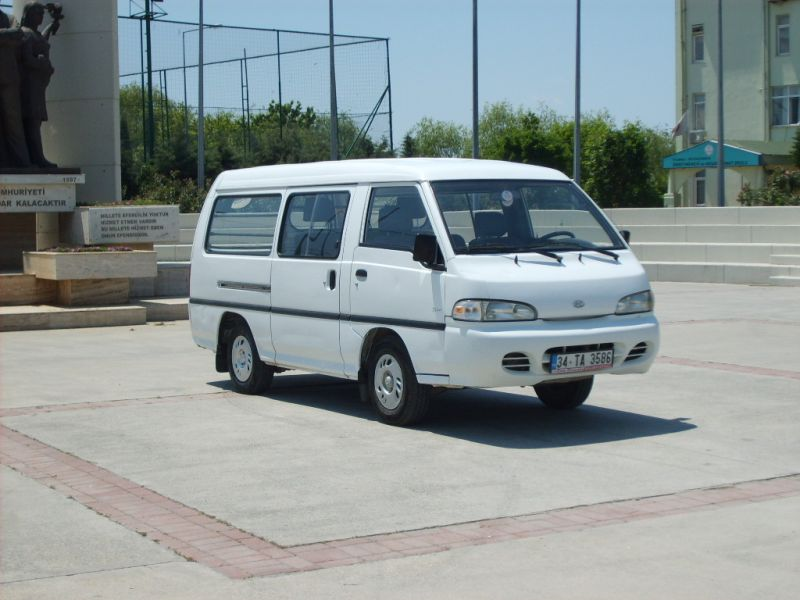 Hyundai h100 photo - 1