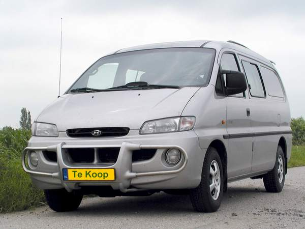Hyundai h200 photo - 1