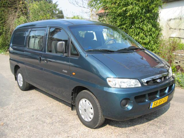 Hyundai h200 photo - 3