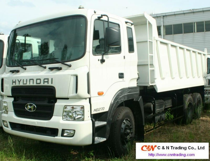 Hyundai hd-270 photo - 2