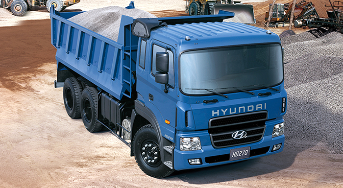 Hyundai hd-270 photo - 4