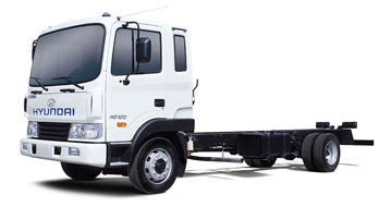 Hyundai hd-370 photo - 1