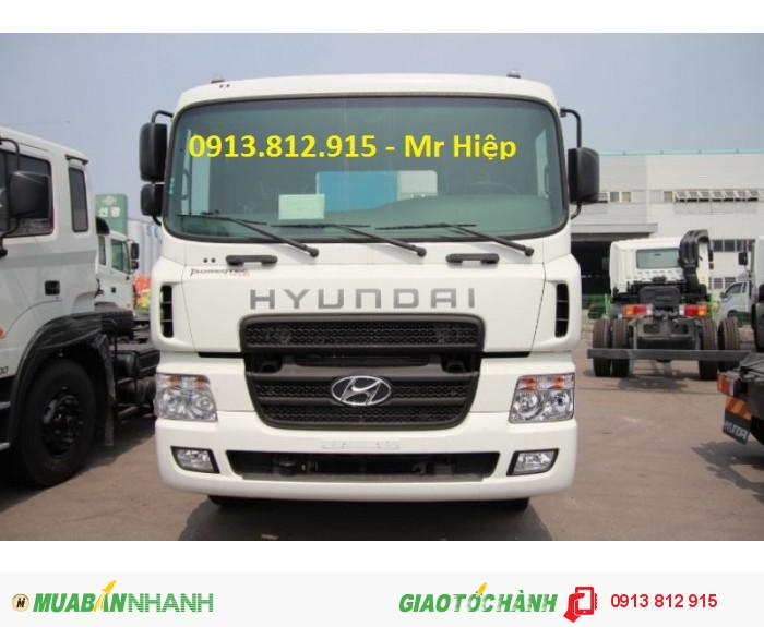 Hyundai hd-700 photo - 3
