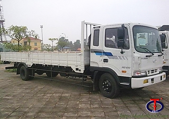 Hyundai hd120 photo - 1