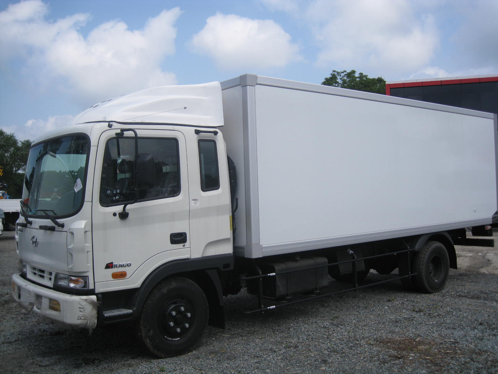 Hyundai hd120 photo - 2