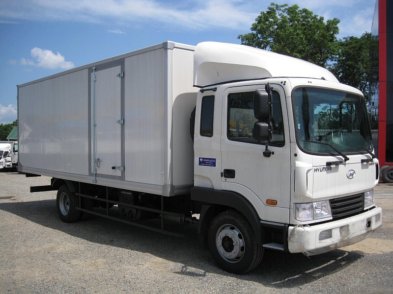 Hyundai hd120 photo - 3