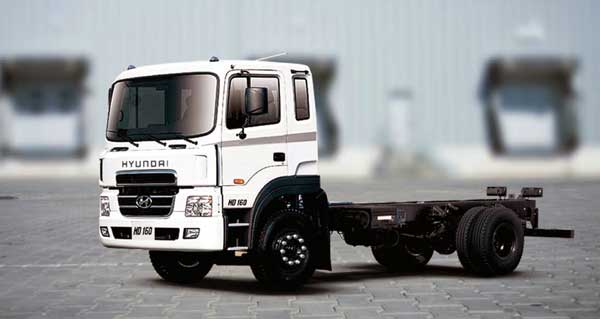 Hyundai hd160 photo - 1