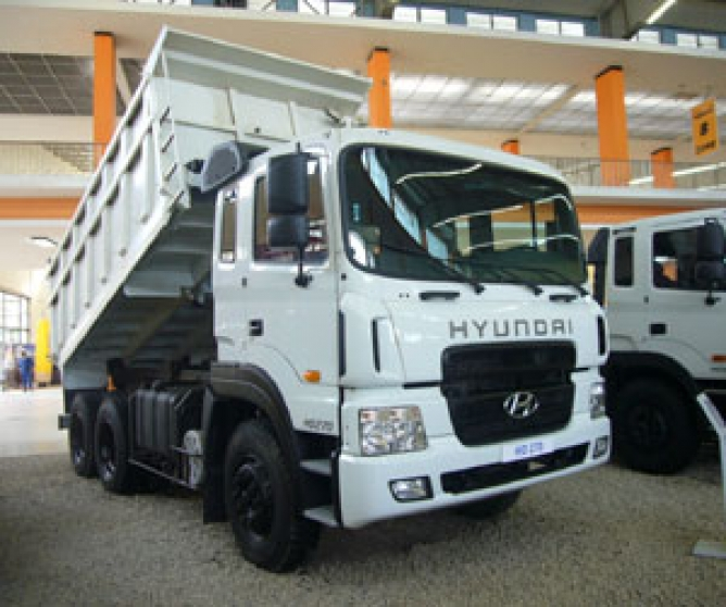 Hyundai hd270 photo - 1
