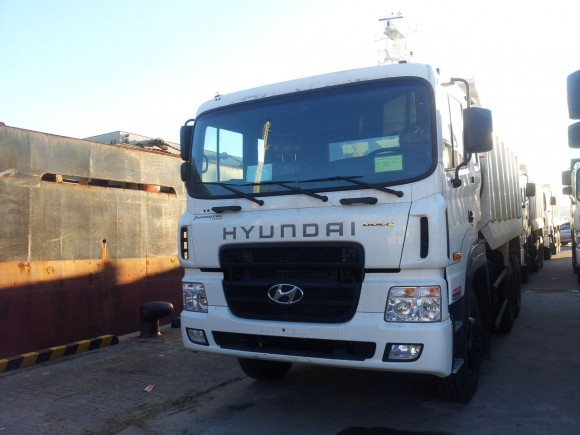 Hyundai hd270 photo - 4