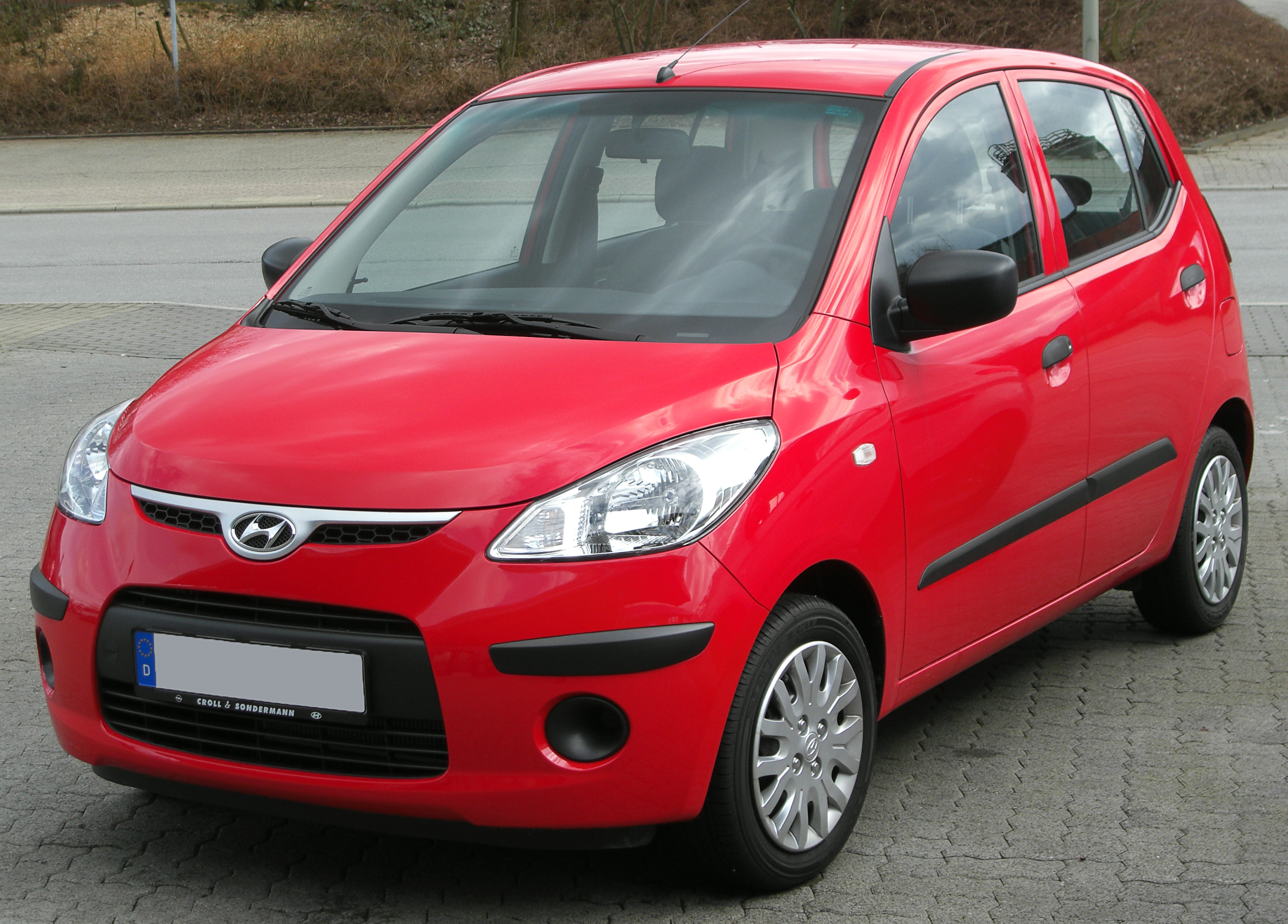 Hyundai i10 photo - 2