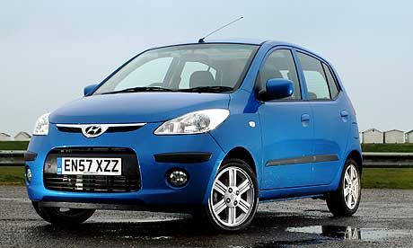 Hyundai i10 photo - 3