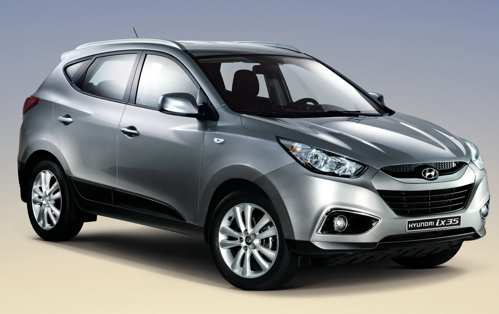 Hyundai ix photo - 1