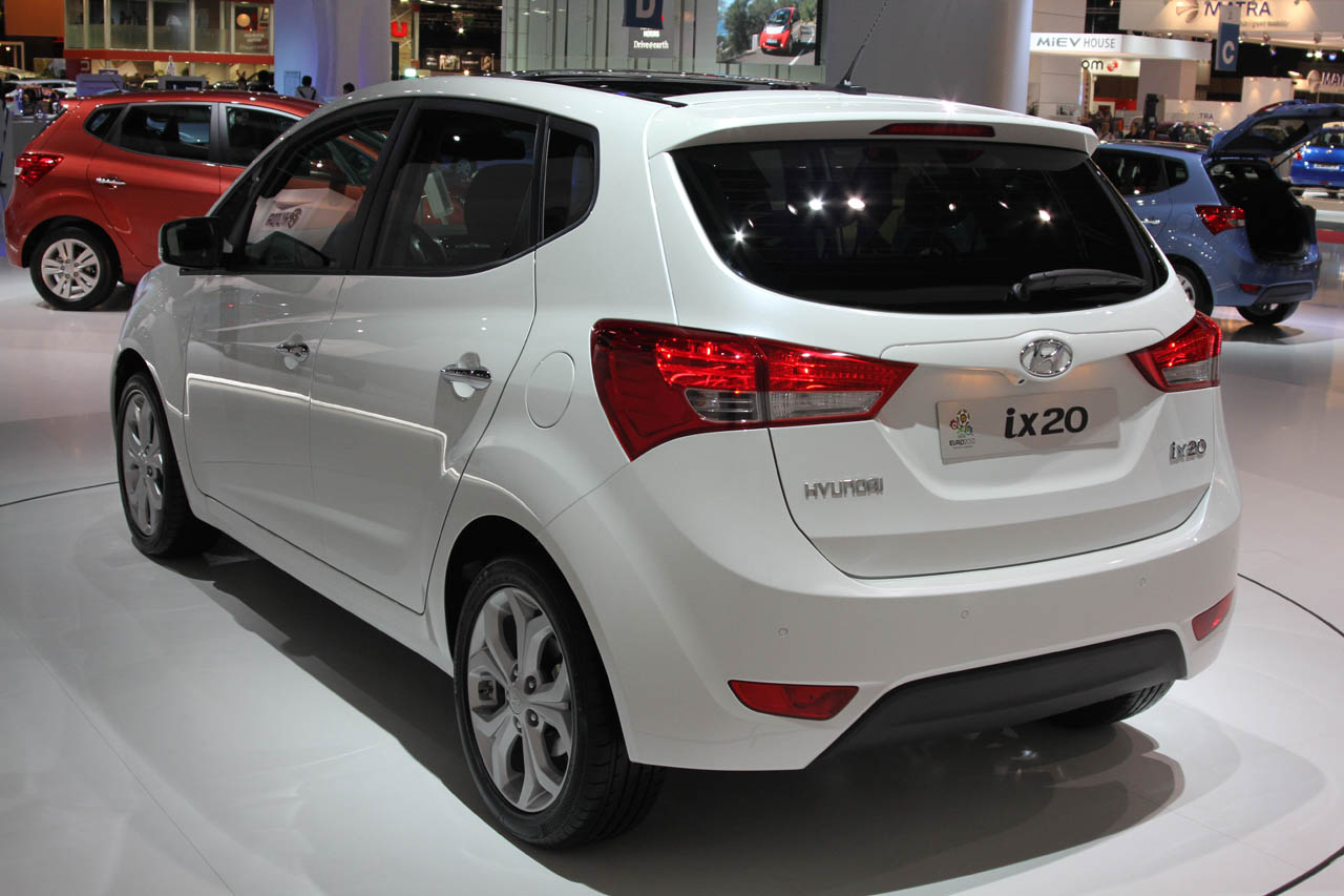 Hyundai ix photo - 2