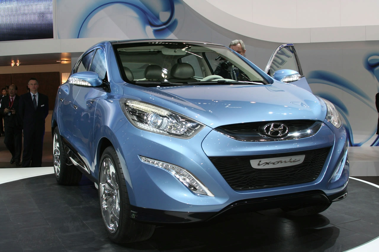 Hyundai ix photo - 4