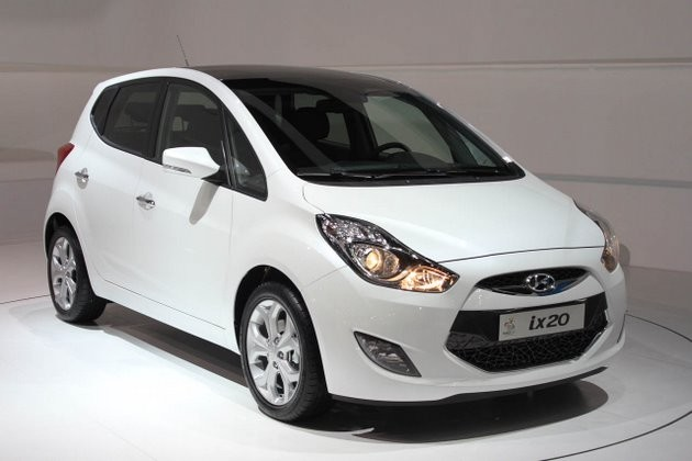 Hyundai ix20 photo - 3
