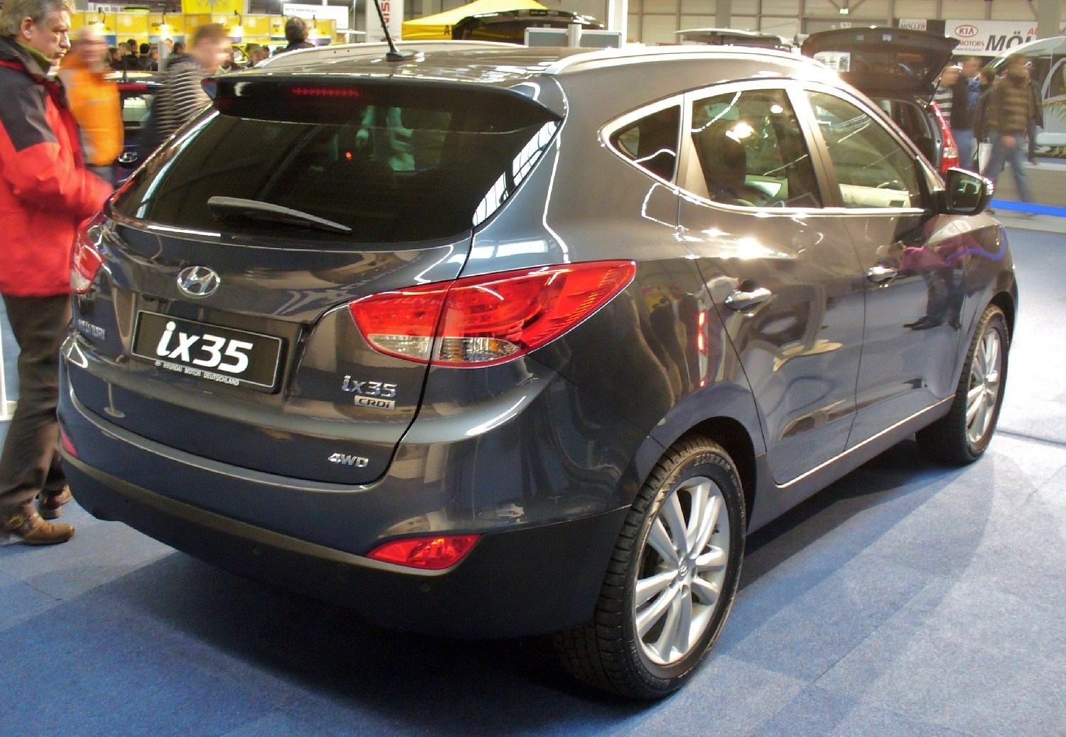 Hyundai ix35 photo - 1
