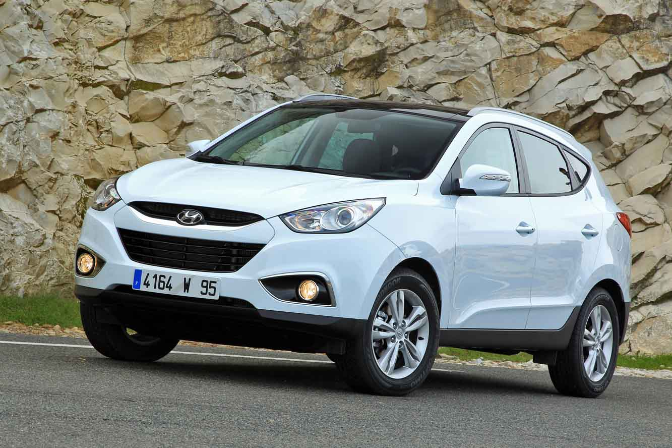 Hyundai ix35 photo - 3