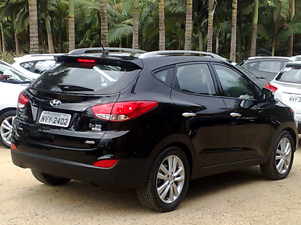 Hyundai ix35 photo - 4