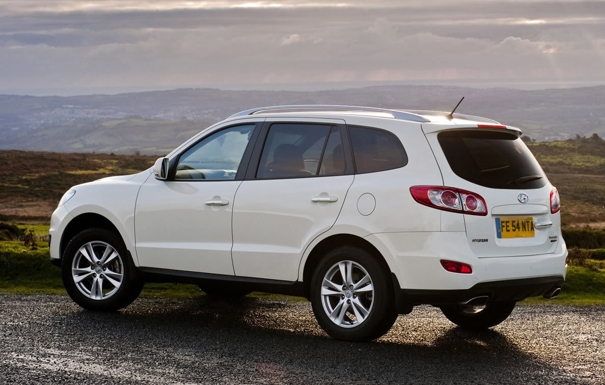 Hyundai santafe photo - 2