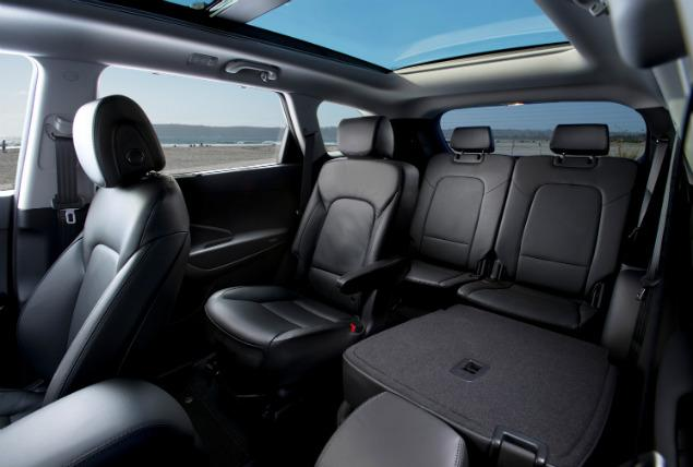 Hyundai santafe photo - 3