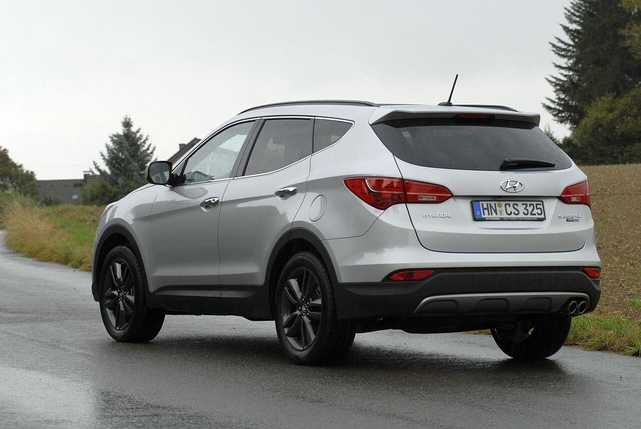 Hyundai santafe photo - 4
