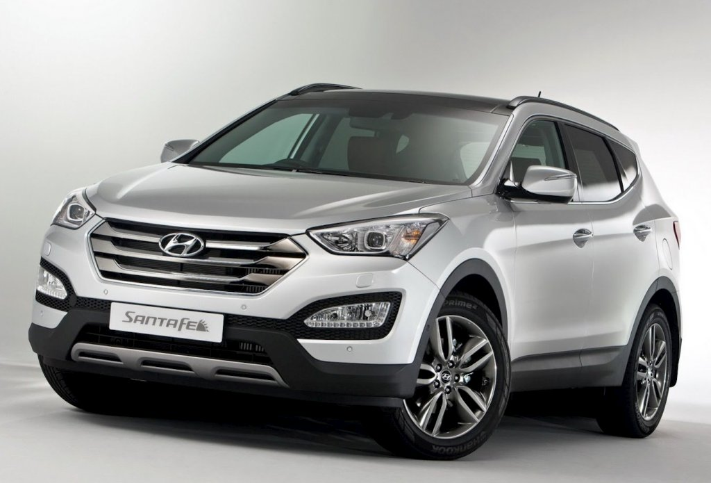 Hyundai sante photo - 3