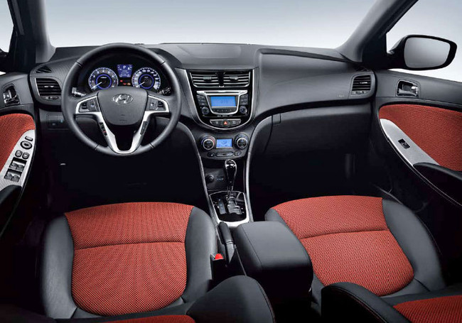 Hyundai solaris photo - 4