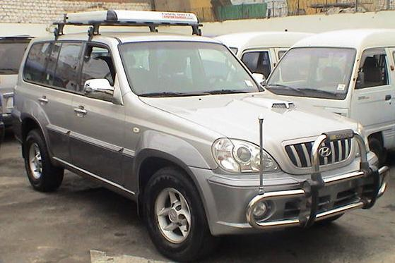 Hyundai terracan photo - 3