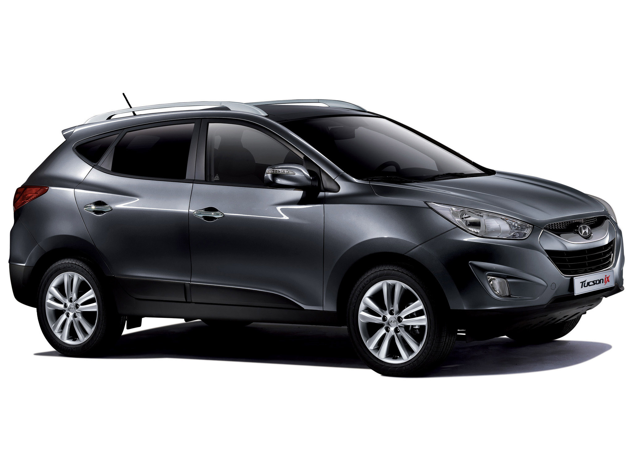 Hyundai tucson photo - 1