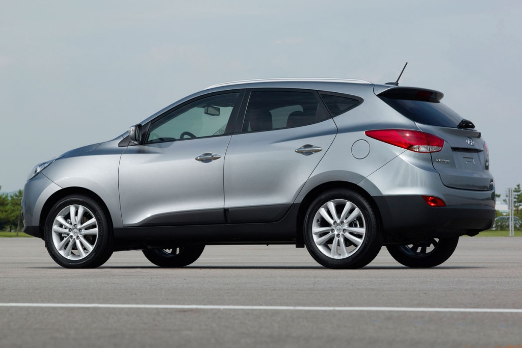 Hyundai tucson photo - 3